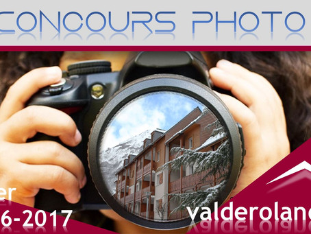 Concours Photo - Hiver 2016-2017