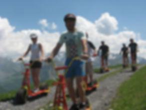 Val de Roland Activité Montagne trottin'herbe