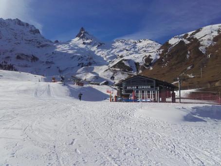 Ski : il y a de la neige à Luz-Ardiden !