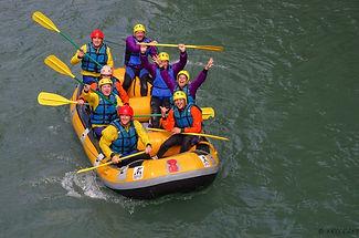 Val de Roland Rafting Activité