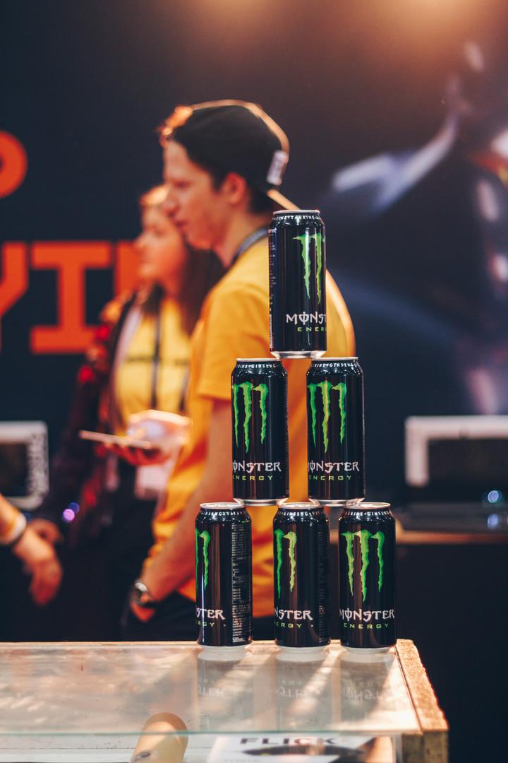 Fnatix x Monster.
