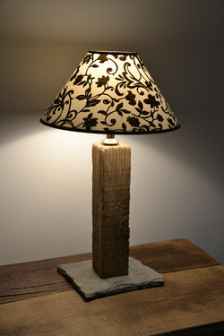 "Lampe ""Flowers"""