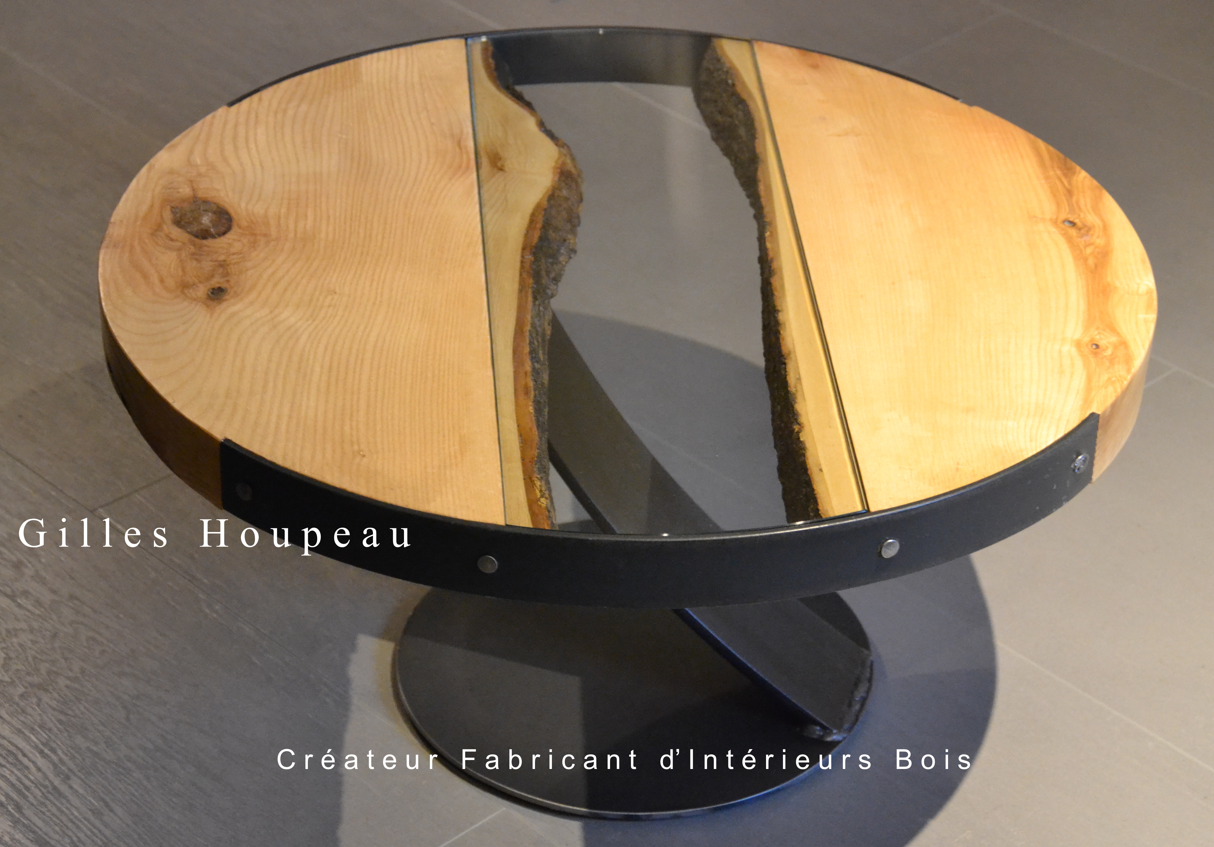 Table Basse WoodArt