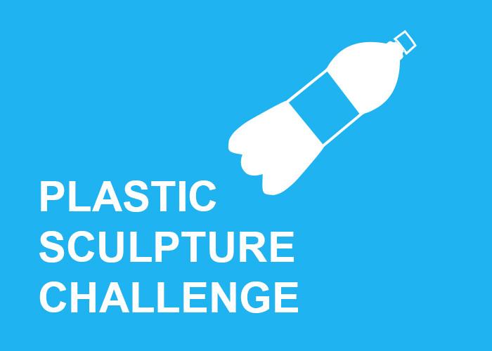 Plastic Sculpture Challenge