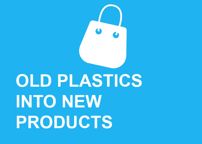 Old Plastics into New Products