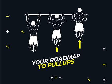 Your roadmap to pullups
