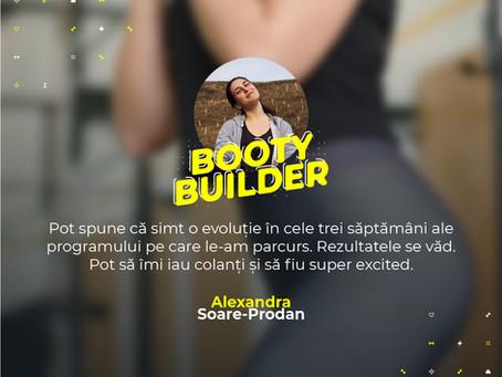 Rezultatele programului Booty Builder