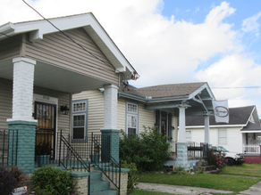 How New Orleans' 7th Ward is fighting back against flooding...