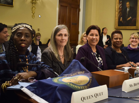 Capitol Hill Hearing Puts the Ocean at t