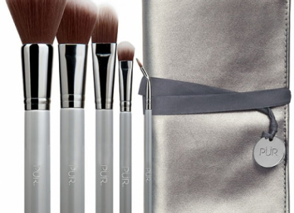 PÜR Pro Tools Brush Kit
