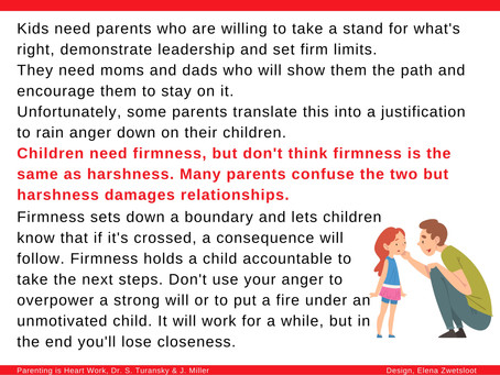 Strong-willed parents needed