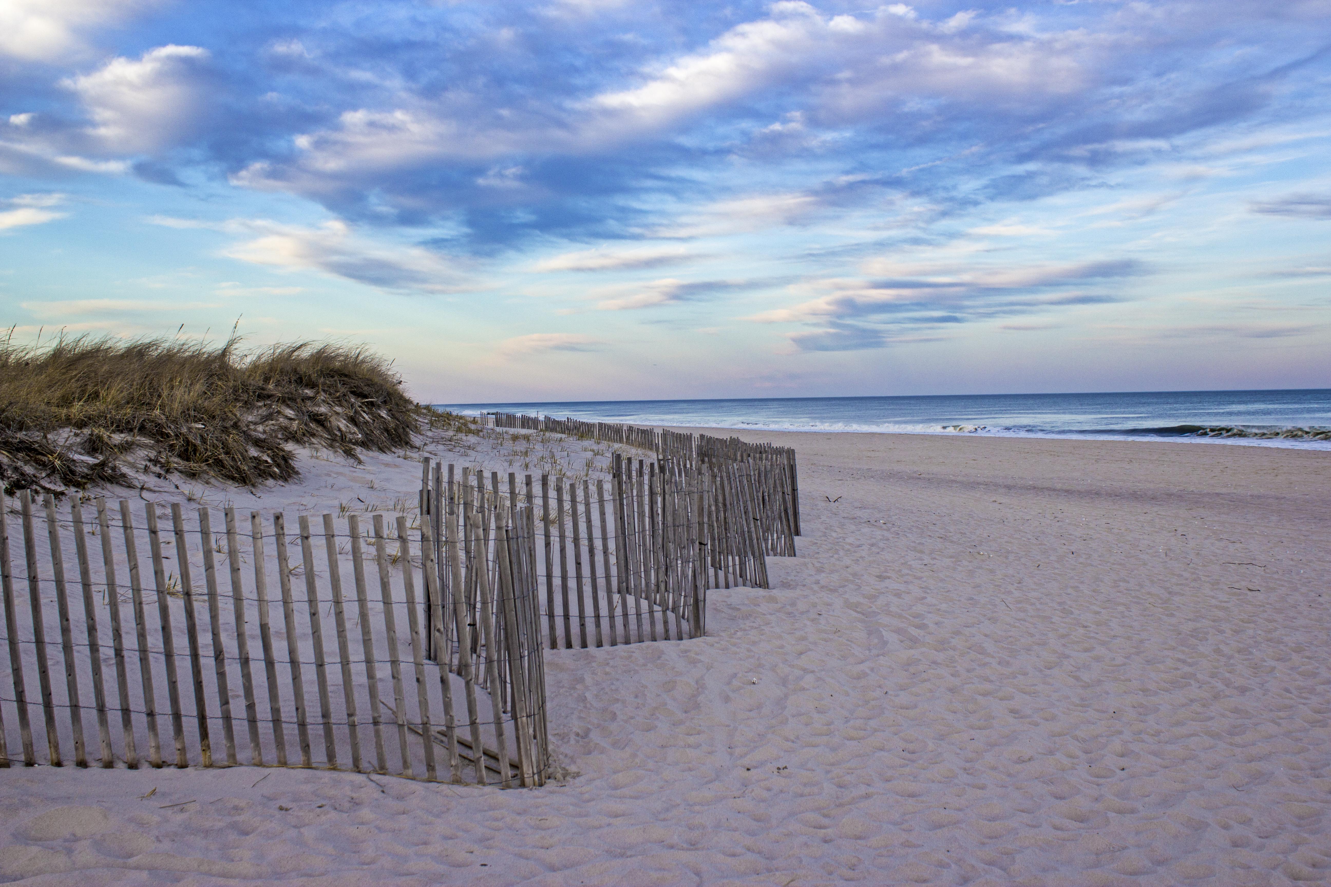 rogers beach fence
