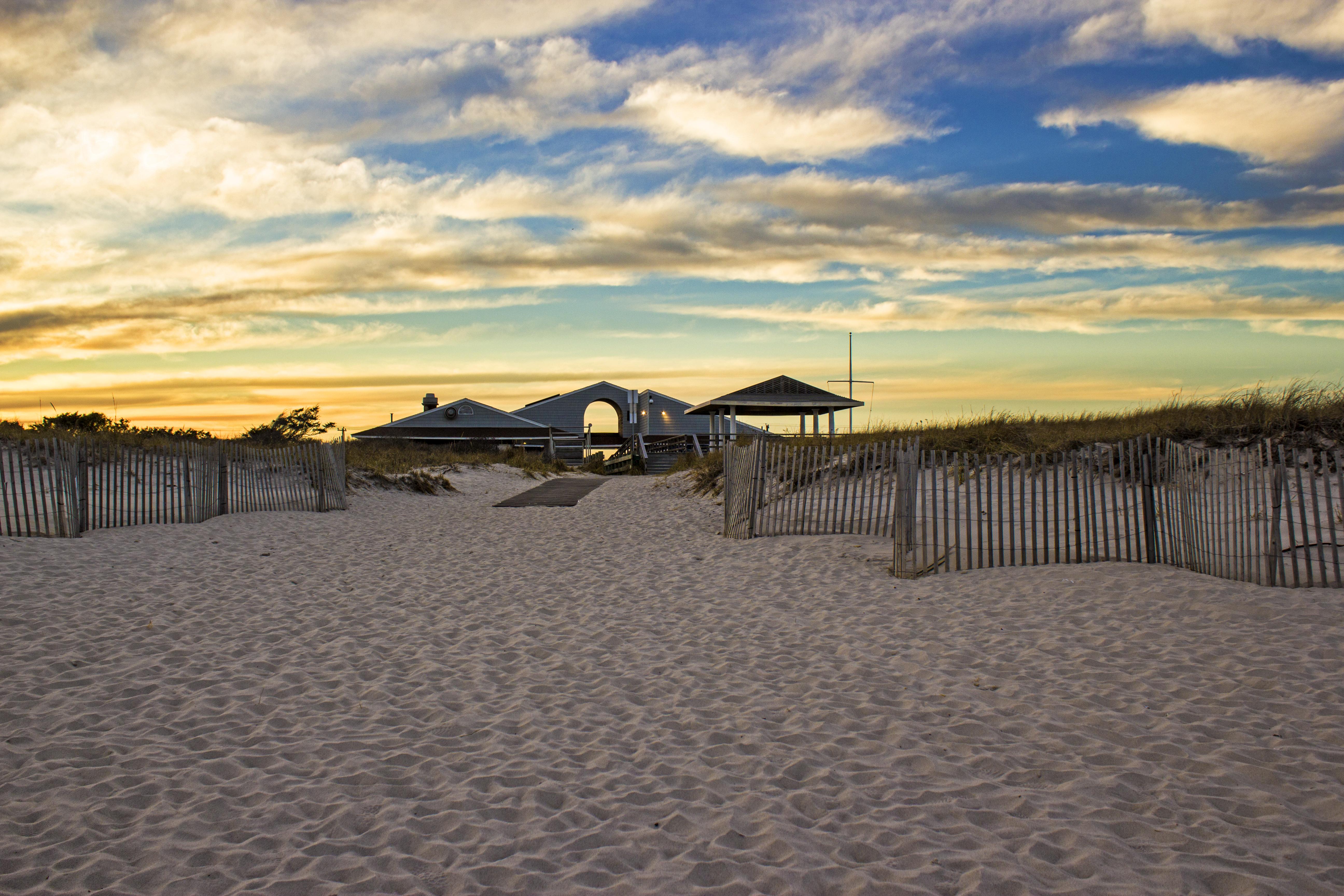 rogers beach