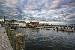 greenport dock