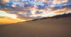 striped dune