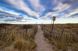 cupsogue beach path