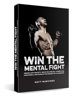 Matt Marcinek E-Book ''Win the Mental Fight''