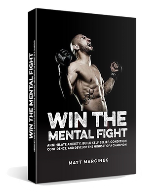 Matt Marcinek E-Book ''Win the Mental Fight''