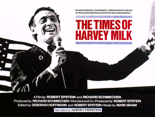 Episode 48: The Times of Harvey Milk