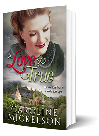 WW2-Romance-A-Love-so-True-Caroline-Mick
