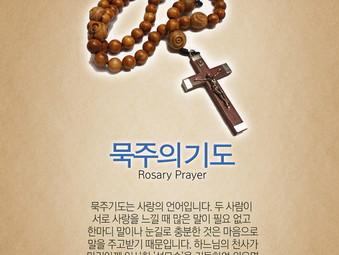 [1분묵상] 묵주의 기도