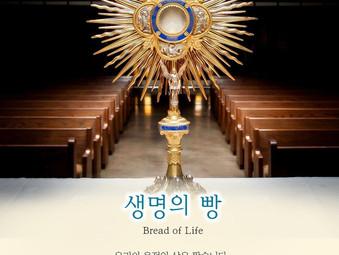[1분묵상] 생명의 빵