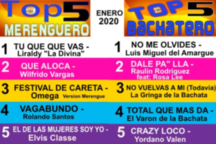 top cinco bachatero enero2020.jpeg