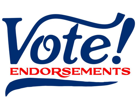 Endorsed by Eugene Weekly!