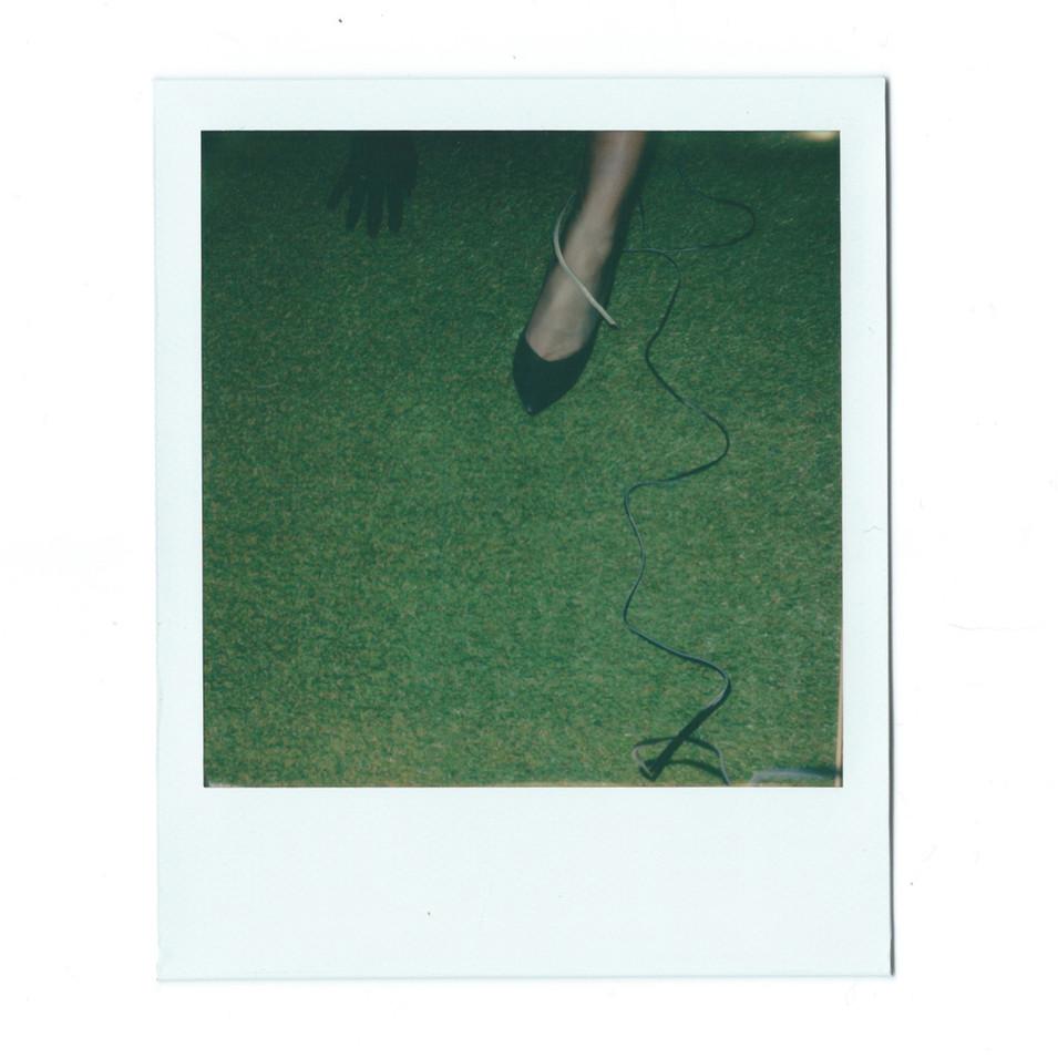 Blade On Grass 1
