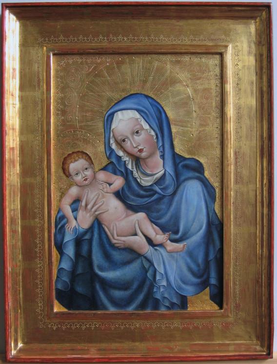 kopie pro kostel Matky Boží před Týnem v Praze
