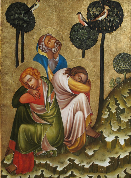 MVO, Kristus na hoře Olivetské