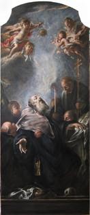 F. Lichtenreiter, Smrt sv. Benedikta