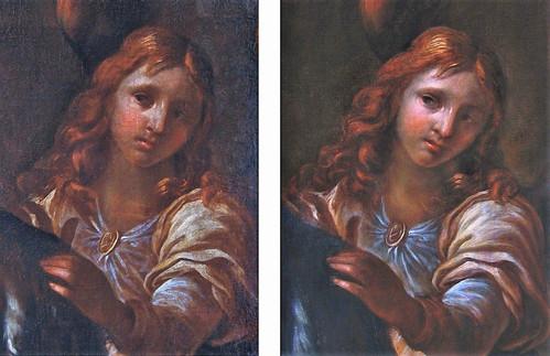 originál - detail  kopie - kompozičně upravený výřez
