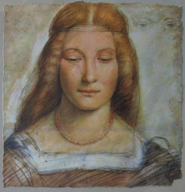 G. A. Boltraffio, Isabella Aragonská