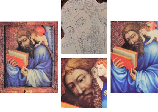 originál  podkreba - detail  kopie - detail  kopie