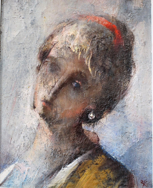 Dívka s perlou, 1979
