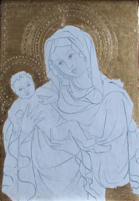 podkresba s imprimiturou (kopie pro Klášter sv. Voršily)