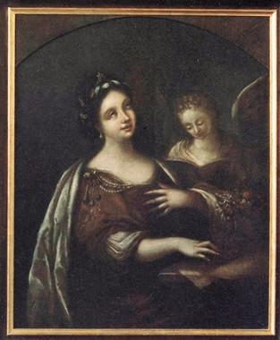 Anonym, Sv. Cecilie