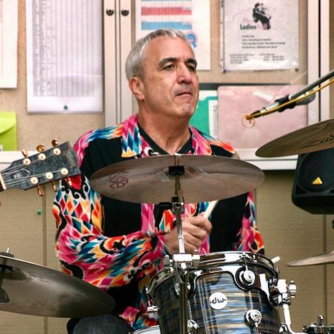 Ross Blaufarb (Drums, Vocals)