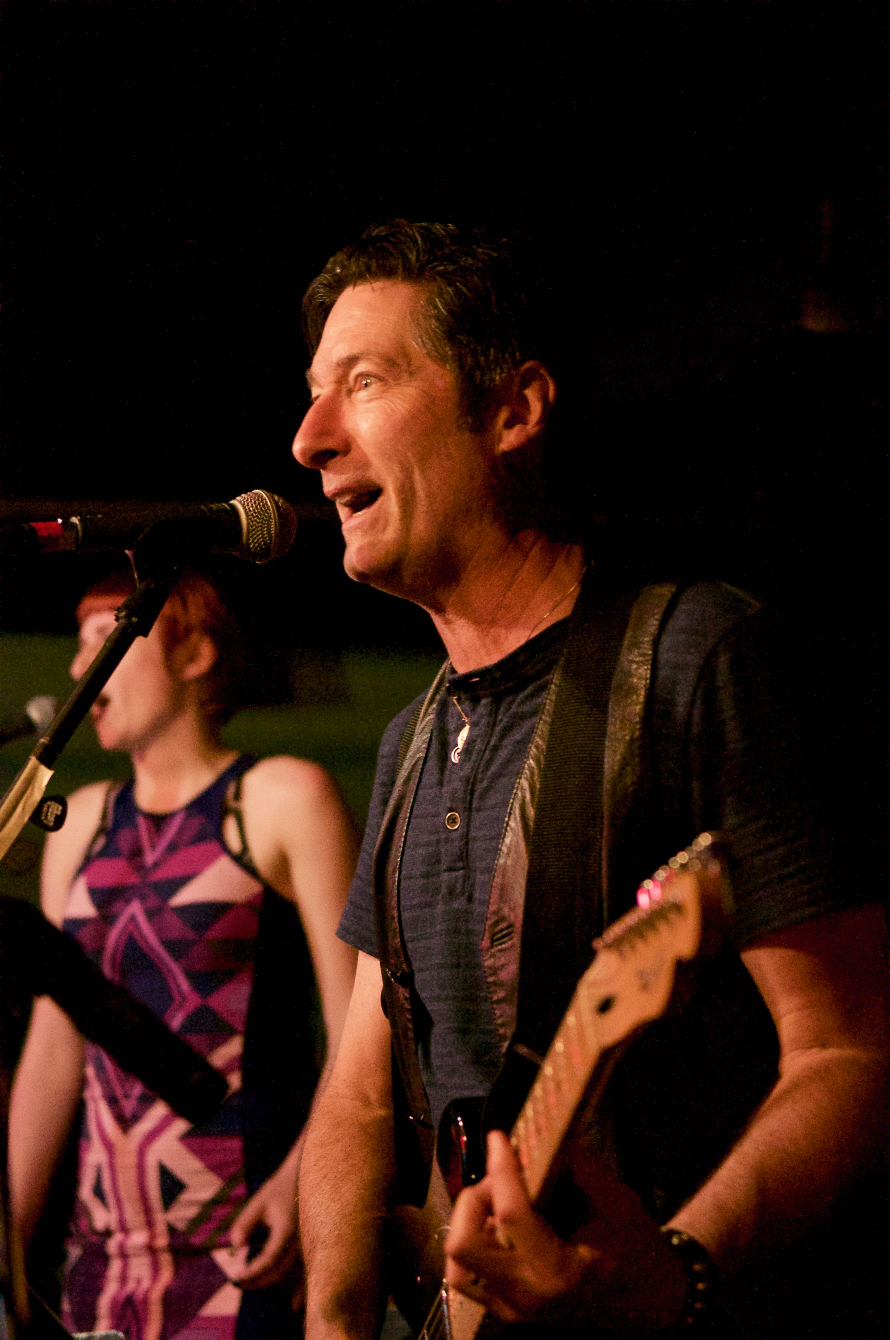Jeff Singing