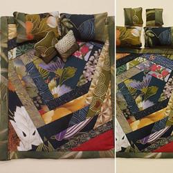 D/bd Set, 5pc, Crazy Quilt $15