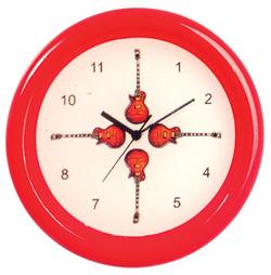 Guitar Clock $6