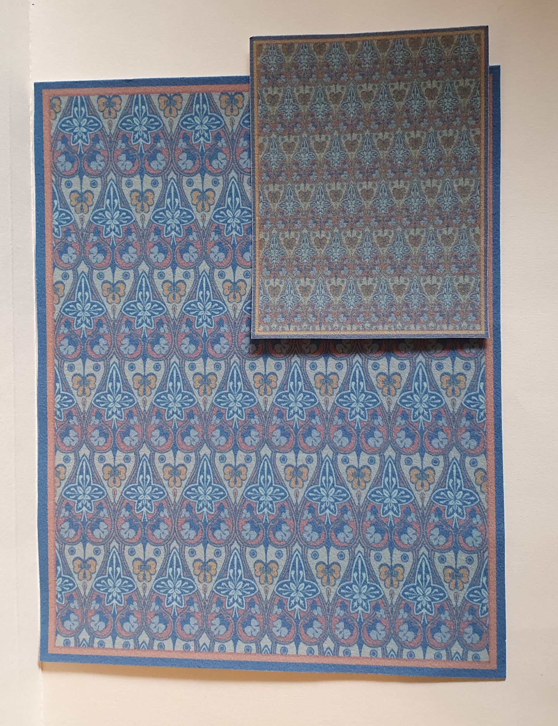Wm Morris Rugs/Compare: Size/Colour