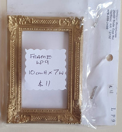 Frame LP9 $11