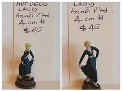 Art Deco Figure, $45