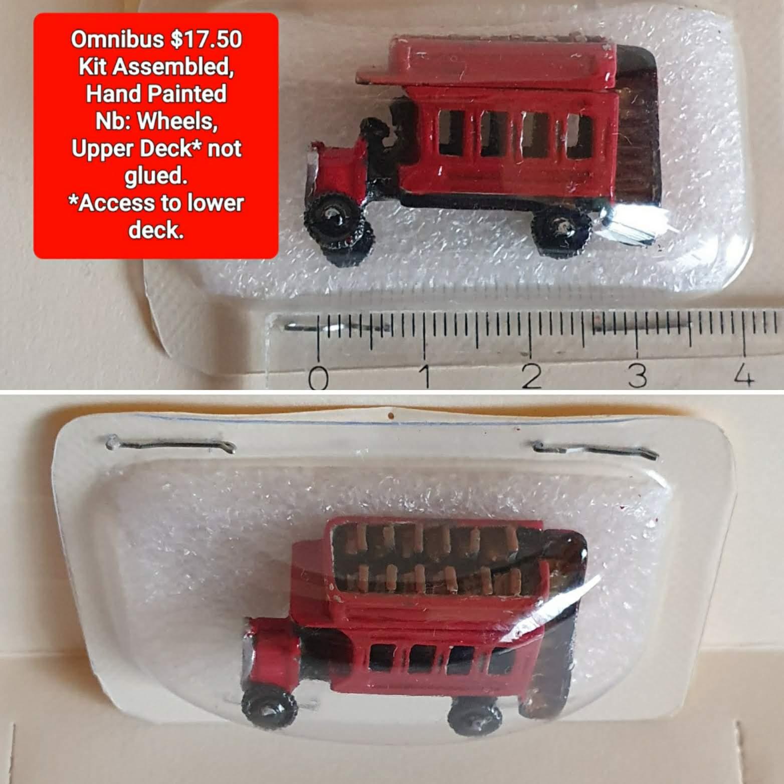 Omnibus $17.50