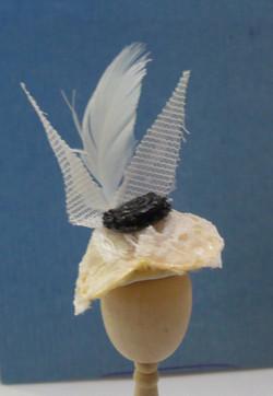 Unique Cream hat $7