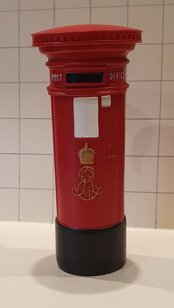 DF637 Postbox Edwardian $17.50