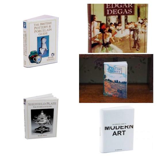 Art & Collectibles - Books $4 ea