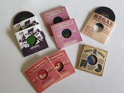 Records $5 ea